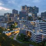Building Blocks, The Interlace Condo, Singapore