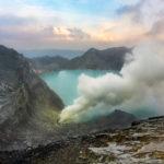 Mt Rinjani, Java, Indonesia